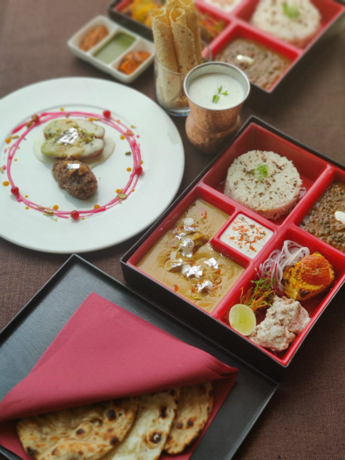 Enjoy Mumbai Indians Special Menu